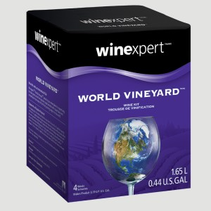 World Vineyard California Moscato One Gallon Wine Kit