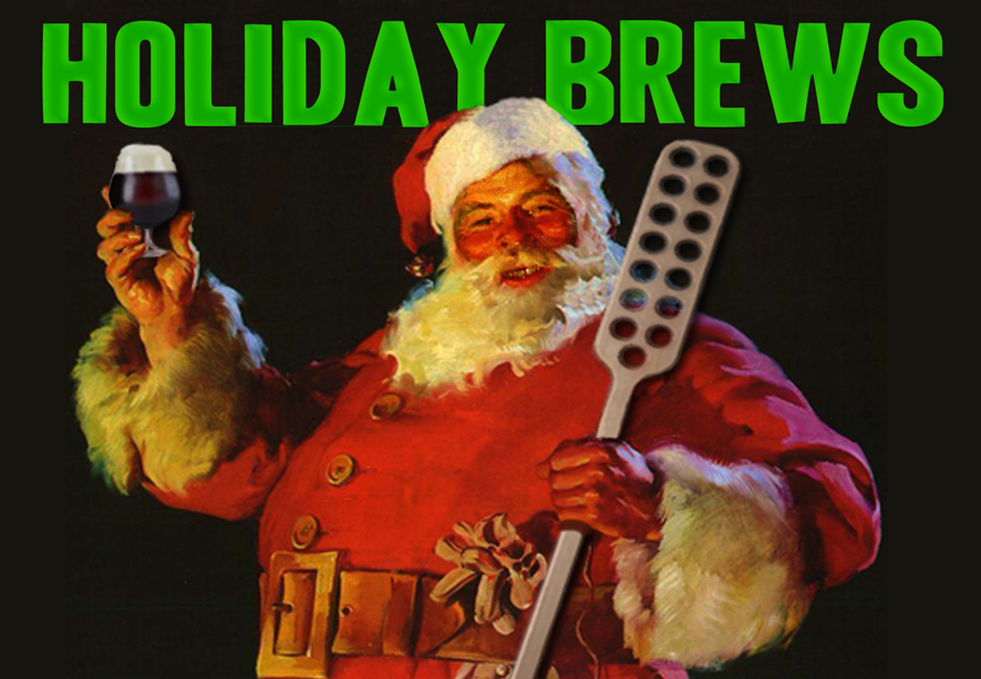 Holiday Homebrew Beer Kits